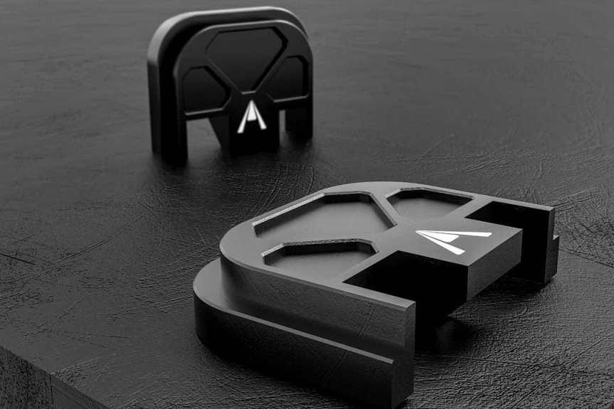 aeroknox ax glock plate billet aluminum glock plate  2.jpg