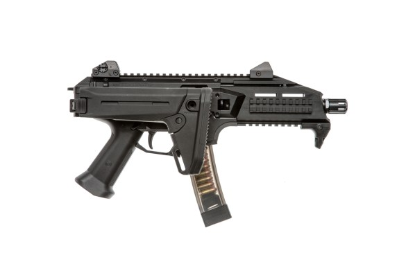 reptilia corp link cz scorpion evo adapter to use zhukov stock on cz scorpion
