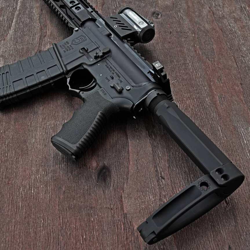 phase 5 weapon systems hex-2 ar15 buffertube for the tailhook pistol brace  2.jpg
