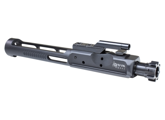odin works low mass bolt carrier group black nitrided bcg 223 556 ultralight rifle build 3