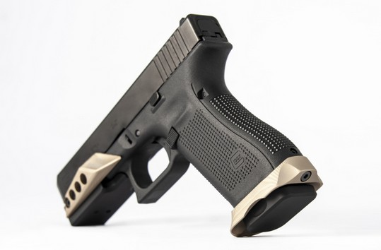 tonisystem glock gen5 glock 17 magwell flaired mawell tactical magwell for glock magazines 3
