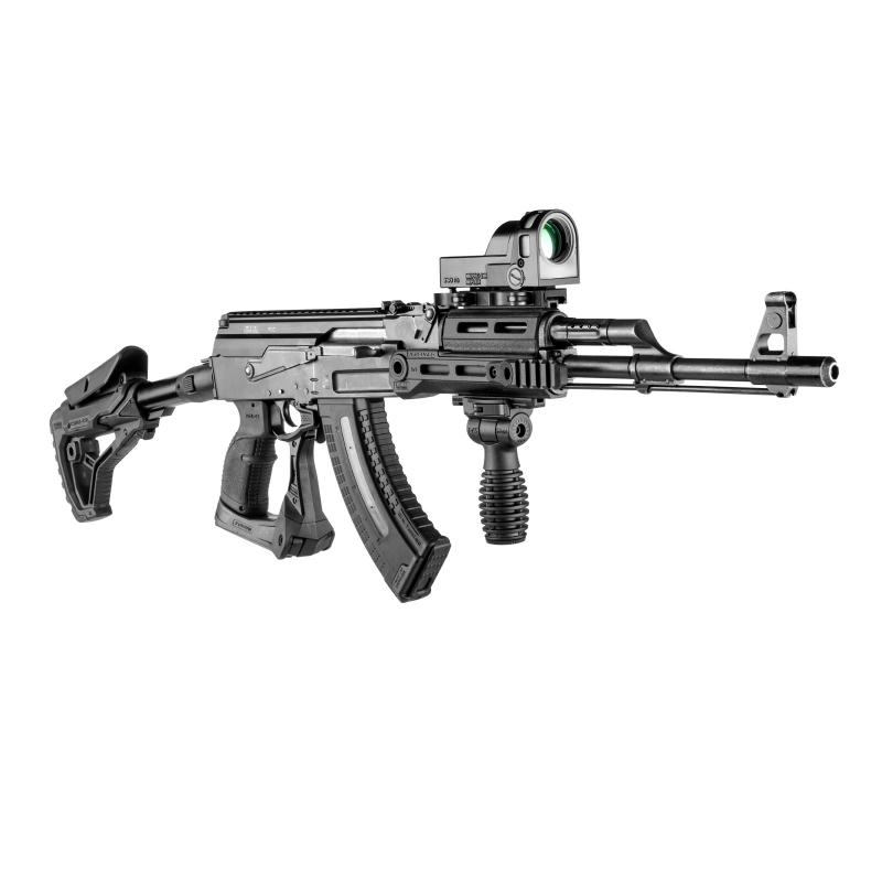 fab defense vanguard AK handguards akm handguards mlok ak47 attachment systems 6