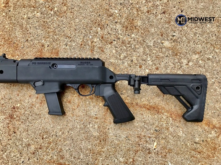 midwest industries ruger pc carbine stock adapter sig mcx stock on ruger pc carbine folding stock pc carbine brace 3