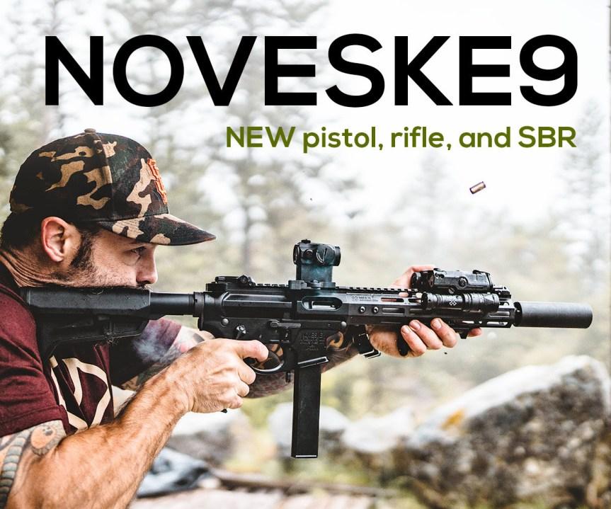 noveske rifleworks noveske9 ar-9 chambered in 9mm billet up 9 upper reciever  1.jpg