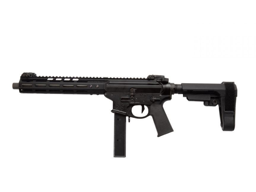 noveske rifleworks noveske9 ar-9 chambered in 9mm billet up 9 upper reciever 3