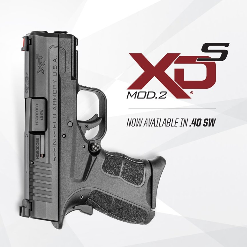 springfield armory xd-s mod.2 3.3 inch single stack conceal carry pistol 1.jpg