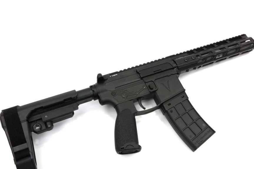 v seven weapon systems 10.25 lr enlightended 300 blackout pistol ar15 chambered in 300 blackout for hunting  5.jpeg
