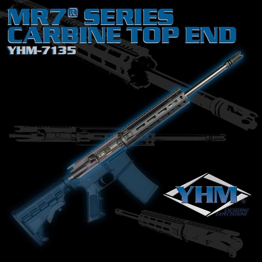 yankee hill machine yhm ar-15 uppers complete ar15 upper receivers mr7 series complete uppers with bcg 1.jpg