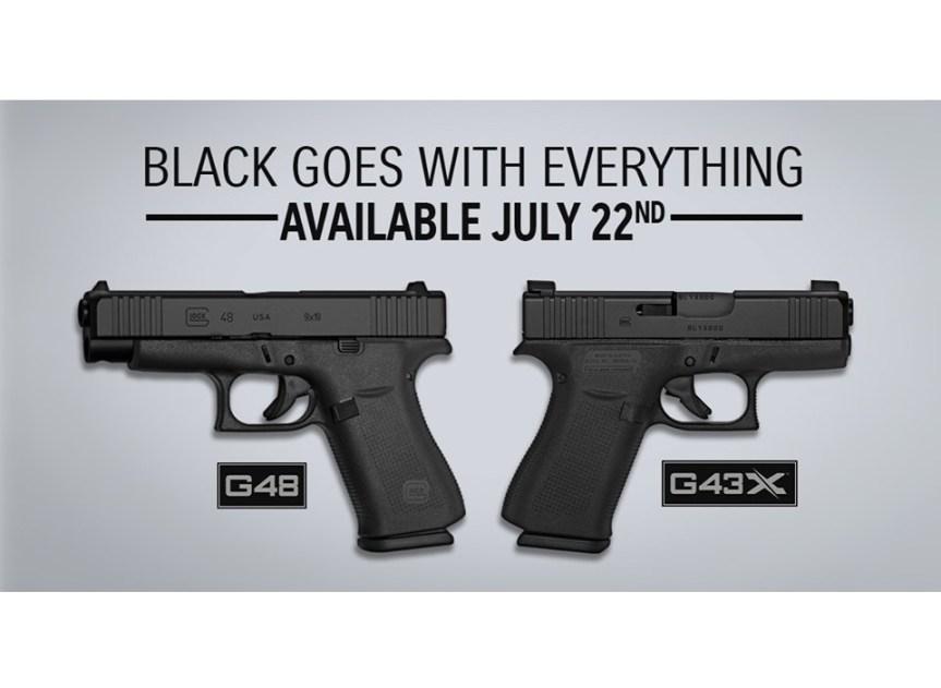 glock G43x black slide g48 black slide 9mm glock pistol  1.jpg