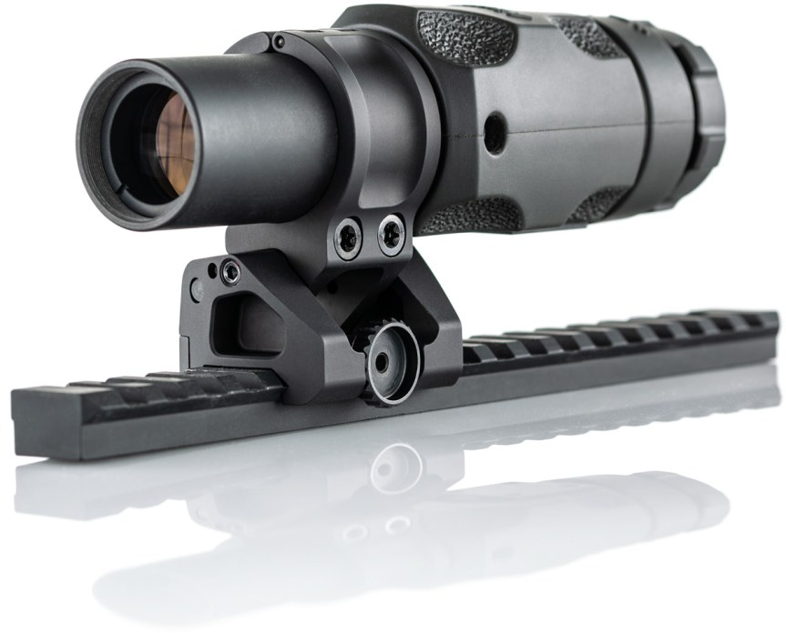 scalarworks leap mag leap mount aimpoint magnifier lightest mount 6