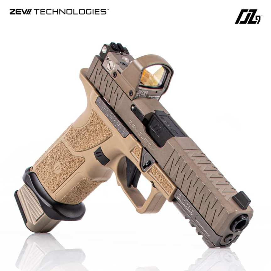 zev technologies 0.z-9 modular build kits mbk modular glock 2