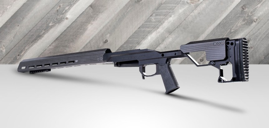 christensen arms modern precision rifle chassis for the remington 700 billet rifle chassis carbonfiber remington 700 chassis 4