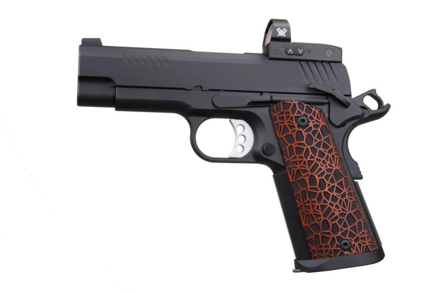 ed brown products evo-e9-lw pistol optic ready 1911 9mm pistol 11