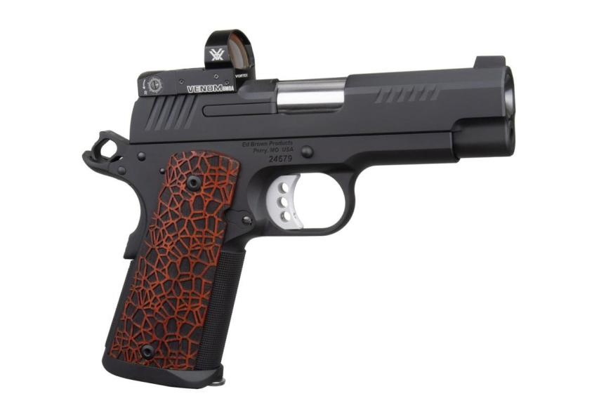 ed brown products evo-e9-lw pistol optic ready 1911 9mm pistol 3