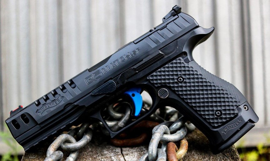 Lok Grips and the new Walther Q5 Matcch SF BogieS G10 grips. 2