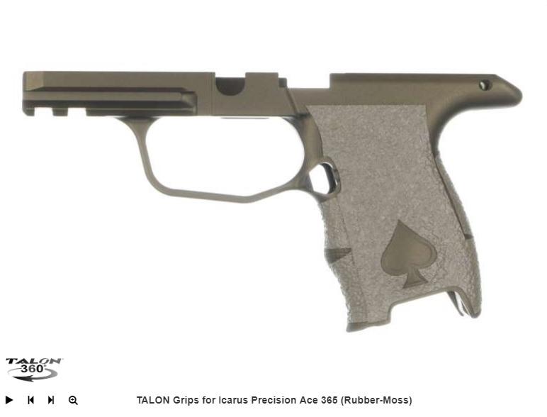 talon grips icarus precision ace p365 grip frame aluminum grip frame module  2.jpg