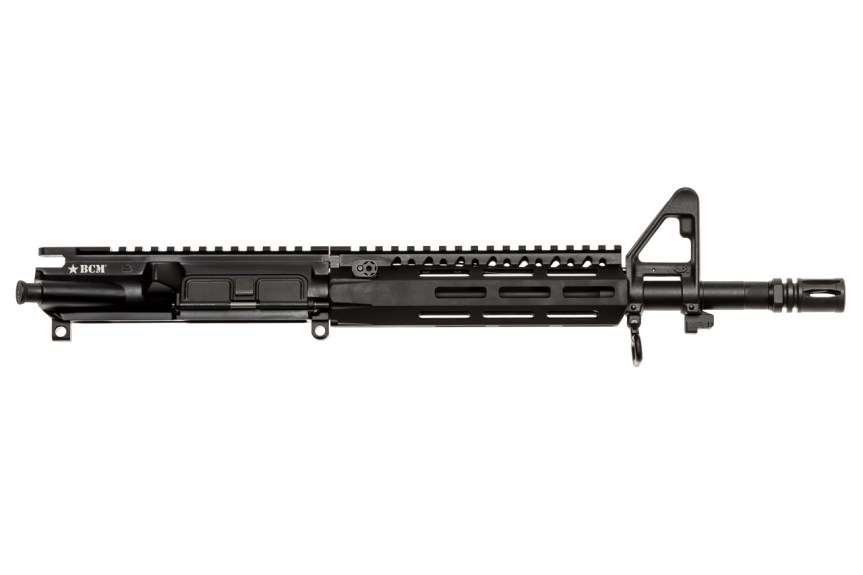 bravo comany machine 11.5 inch ar15 upper receivers ar15 556 uppers sbr uppers MCMR qfr7 5