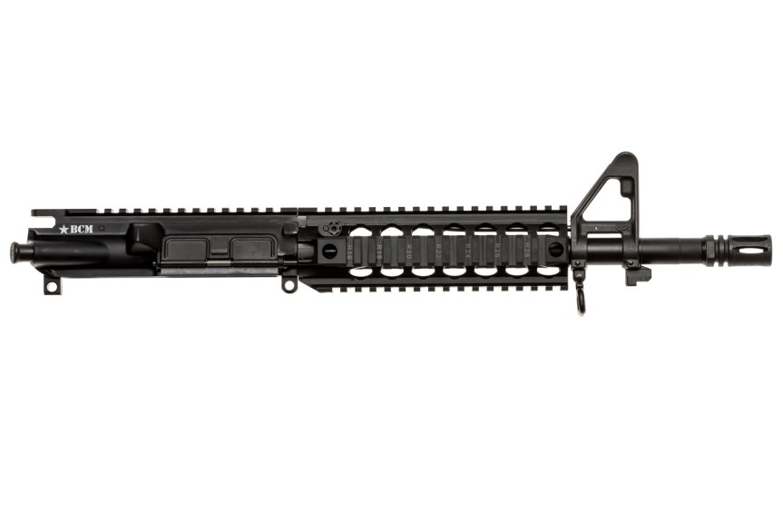 bravo comany machine 11.5 inch ar15 upper receivers ar15 556 uppers sbr uppers MCMR qfr7 9