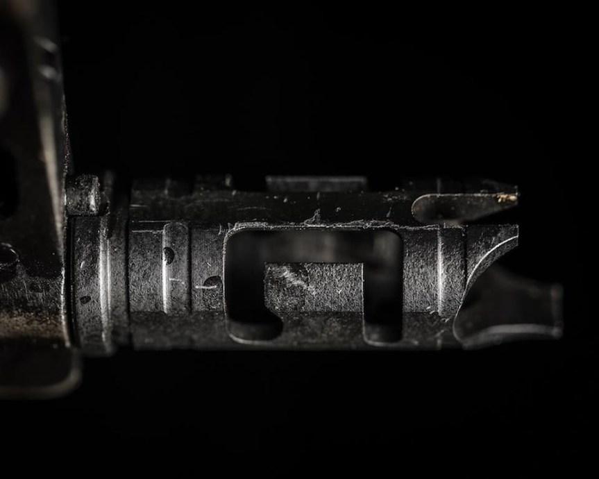 jmac customs ak47 compensator multitool for the ak-47 muzzle brake works as a screw driver ak47 bayonet lug muzzle brake 7.62x39mm 1