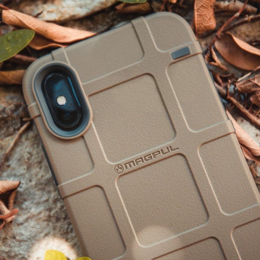 magpul industries magpul bump case for iphone x xs ruggedized case milspec iphone case 3.jpg