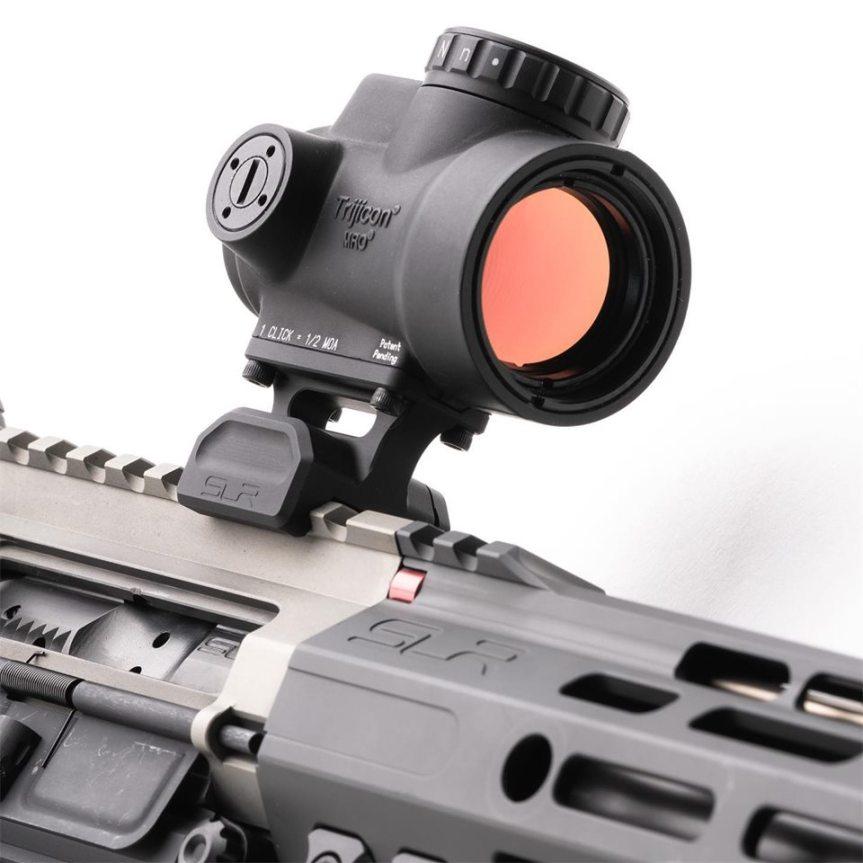 slr rifleworks lower 1 3 trijiconmro optic mount 810646035157 OM-MRO-1 3 1