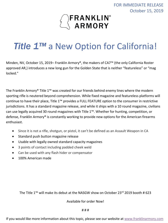 franklin armory title 1 firearm california compliant ar  3.jpg