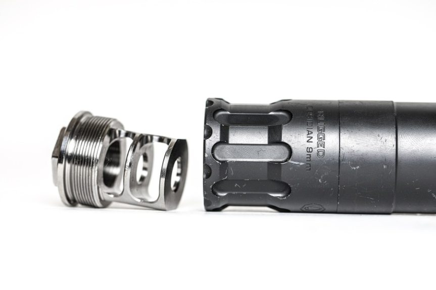 jmac customs rrd-2c x12 muzzle brake supressor mount  1.jpg