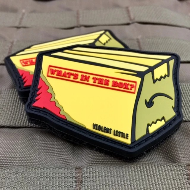 violent little machine shop whats in the box morale patch for your range bag  3.jpg