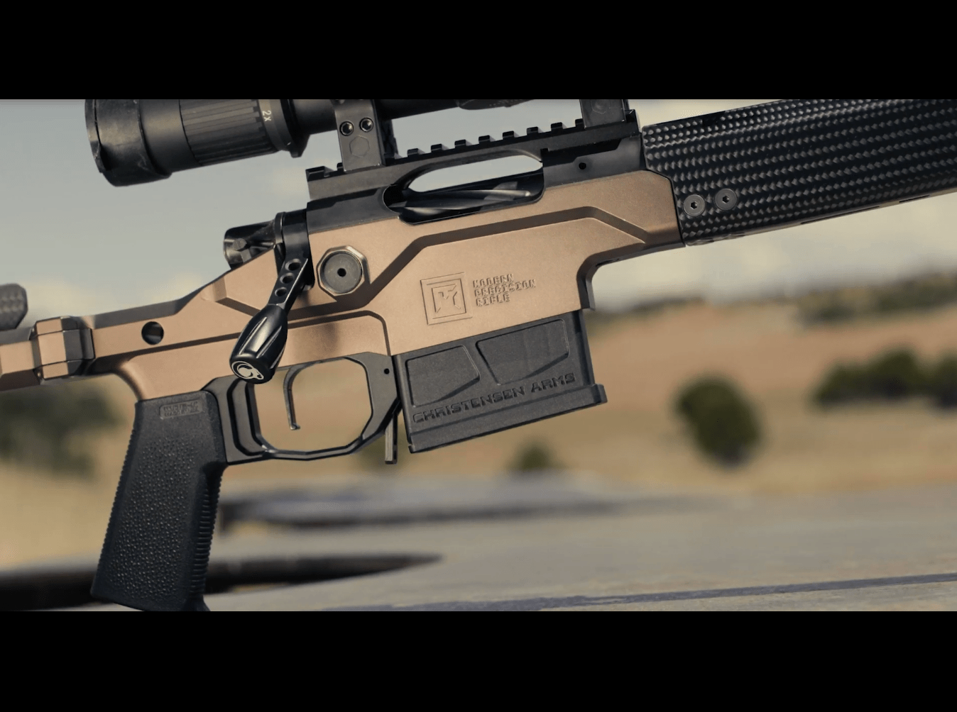 CHRISTENSEN ARMS DEBUTS NEW AICS COMPATIBLE POLYMER MAGAZINES