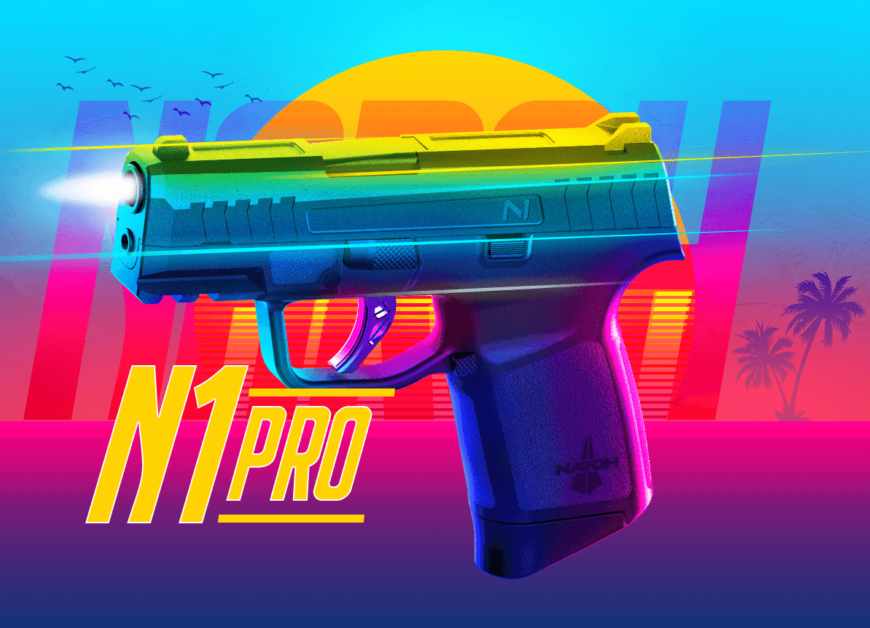 NAROH ARMS LAUNCHES THE N1 PRO PISTOL