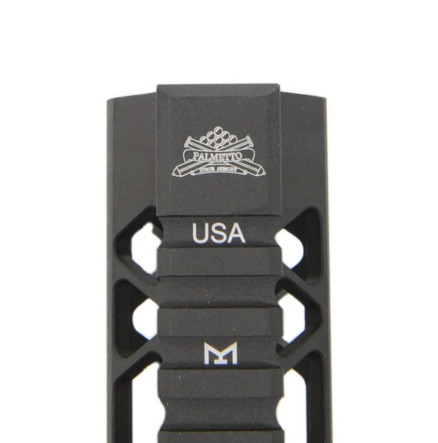 palmetto state armory PSA Custom Cross-cut Lightweigth 13.5 inch MLOK partial picatinny handguard AR15 forend 810029109437 3.jpg