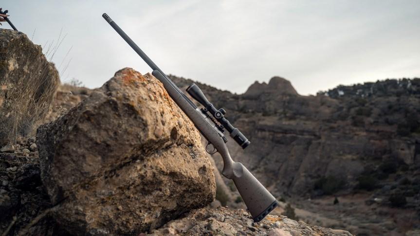 christensen arms titanium mesa redgeline rifle titanium 700 action 3