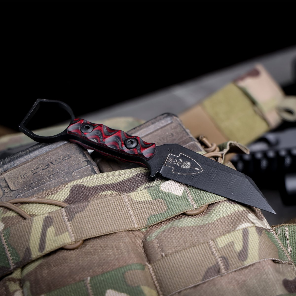 OAF NATION AND TOOR KNIVES ANNOUNCES NEW KODI GEN I FIXED BLADE KNIFE COLLABORATION
