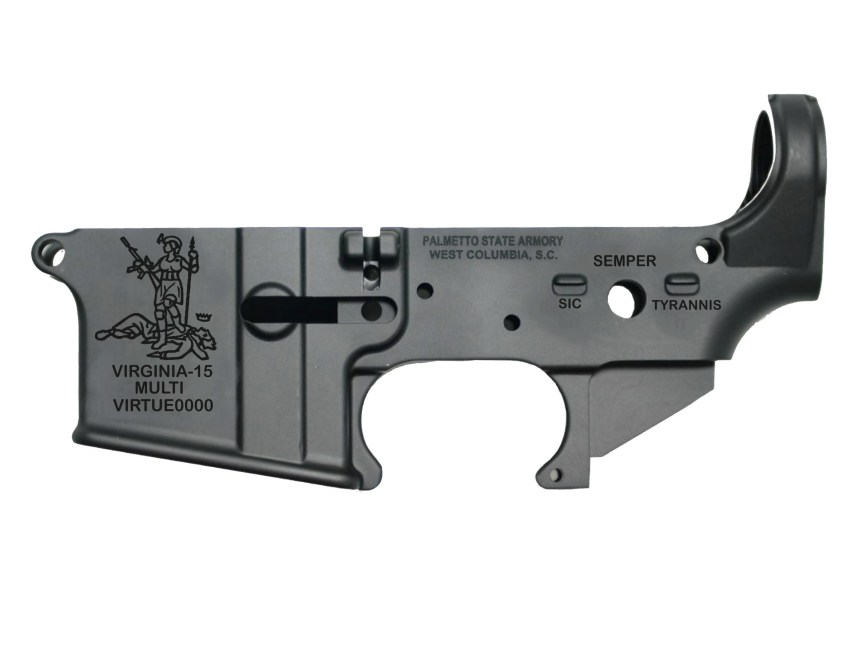 palmetto state armory psa virginia-15 ar15 stripped lower receiver 1.jpg