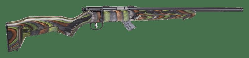savage arms mark II minimalist 22lr rifle bolt action rifle