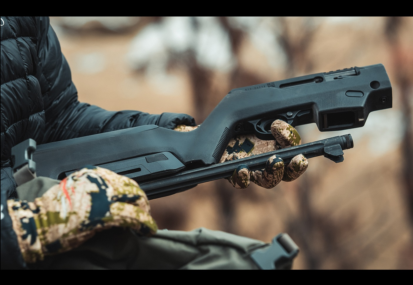 MAGPUL INDUSTRIES SHOWS SUPPORT FOR THE RUGER PC CARBINE WITH THE PC BACKPACKER STOCK