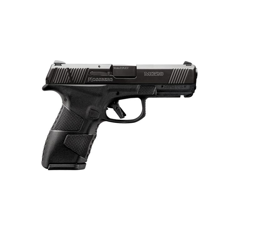 MOSSBERG DEBUTS THE MC2C COMPACT SEMI-AUTO 9MM PISTOL