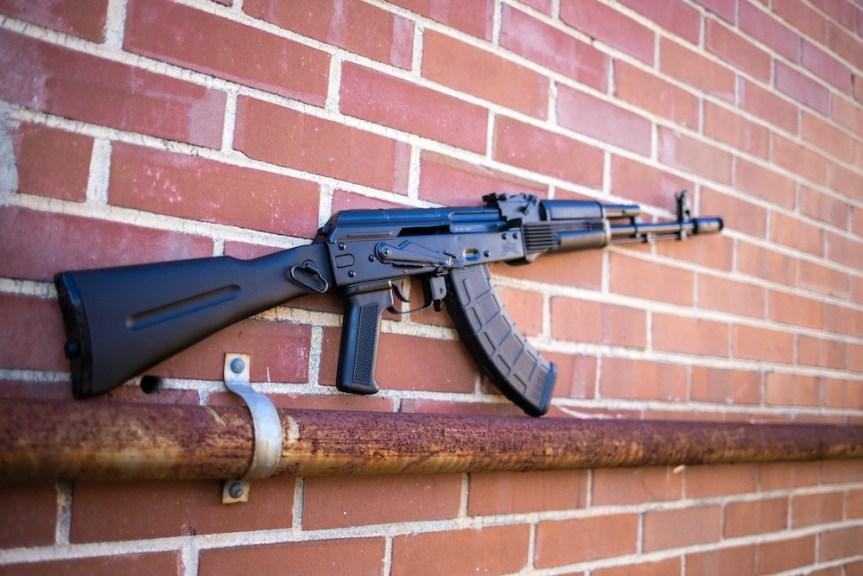 palmetto state armory ak-103 klone ak47 ak-47 7.62x39mm 1