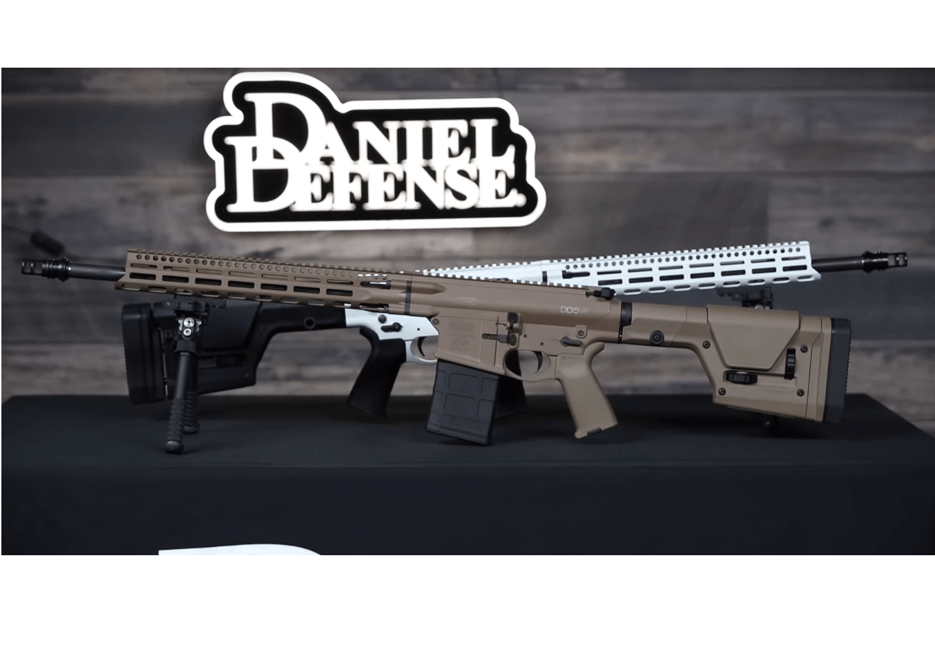 DANIEL DEFENSE ANNOUNCES LIMITED EDITION DD5V4 RIFLES