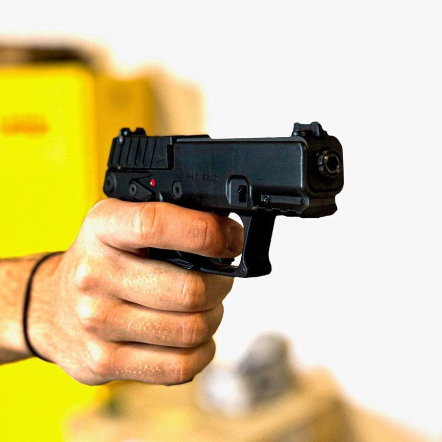 keltec p17 22lr pistol rimfire 22lr double stack magazine 2
