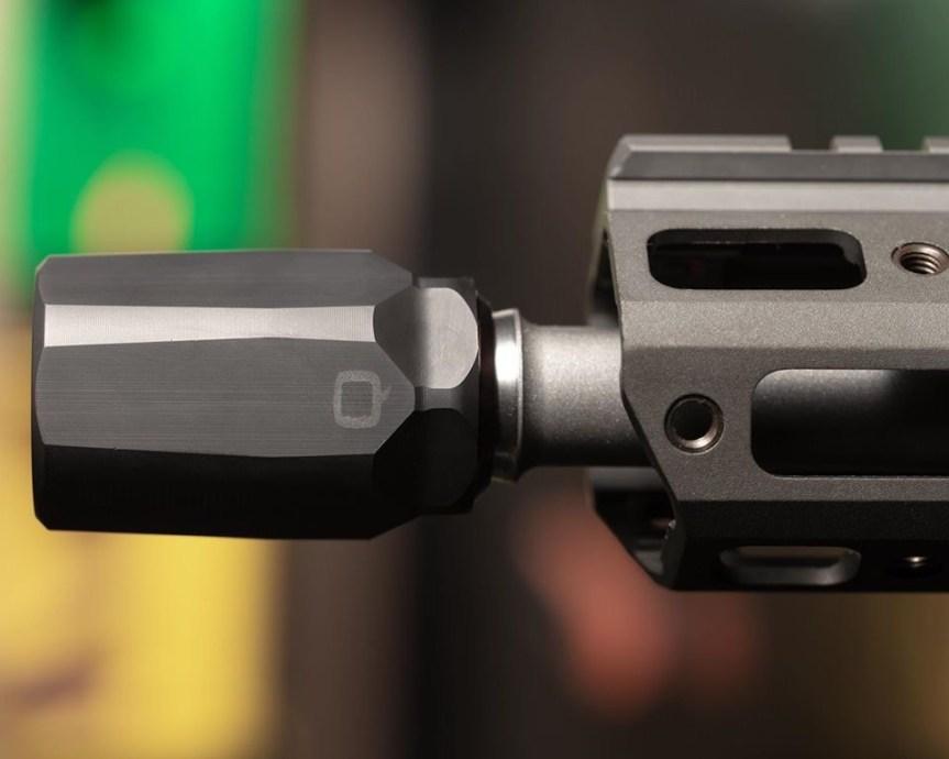 q llc whistle tip black midigation devices redirector sleeve 1