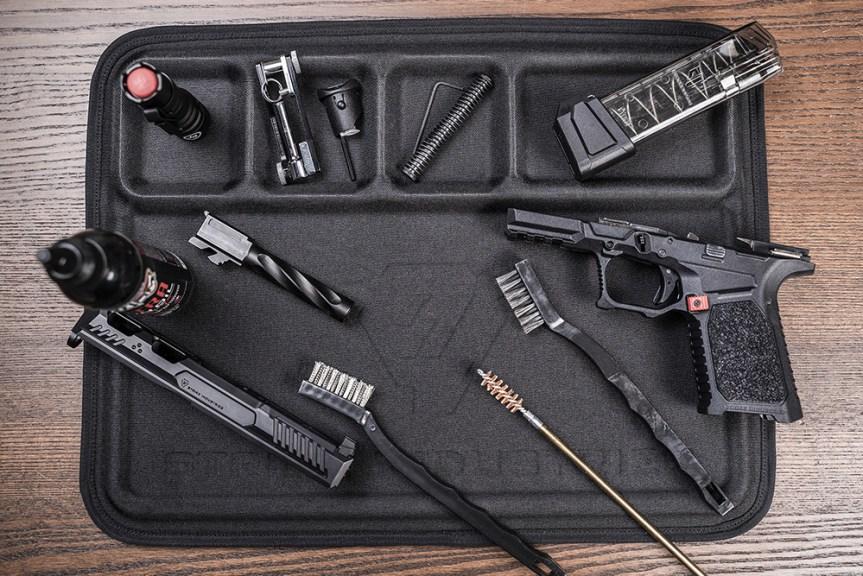strike industries gunmat gunsmithing mat a