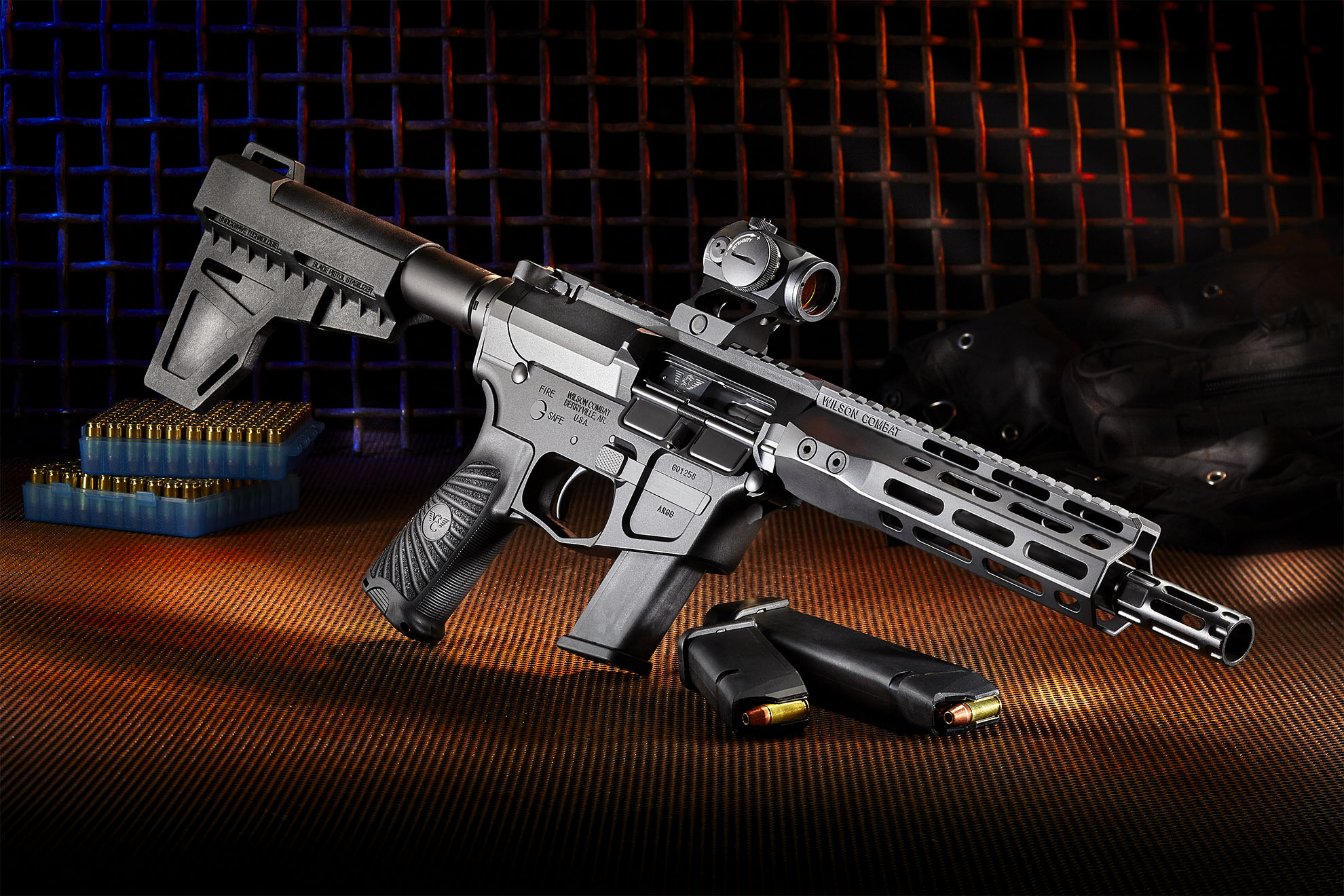 WILSON COMBAT DEBUTS THE AR9X PISTOL CALIBER AR SERIES OF FIREARMS