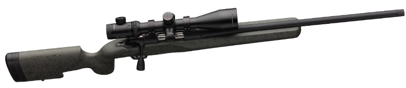 winchester repeating arms XPR RENEGADE LONG RANGE SR BOLT ACTION RIFLE 535732212 048702010316 3