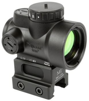 midwest industries non qd optic mounts mro aimpoint trijicon mount