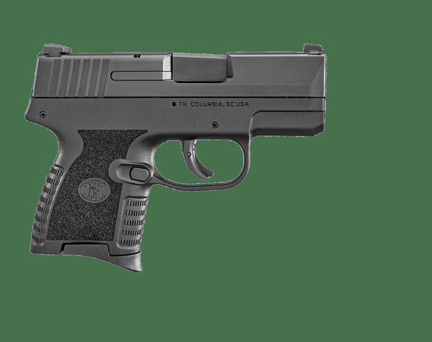 fn america fn 503 slim 9mm conceal carry pistol 1