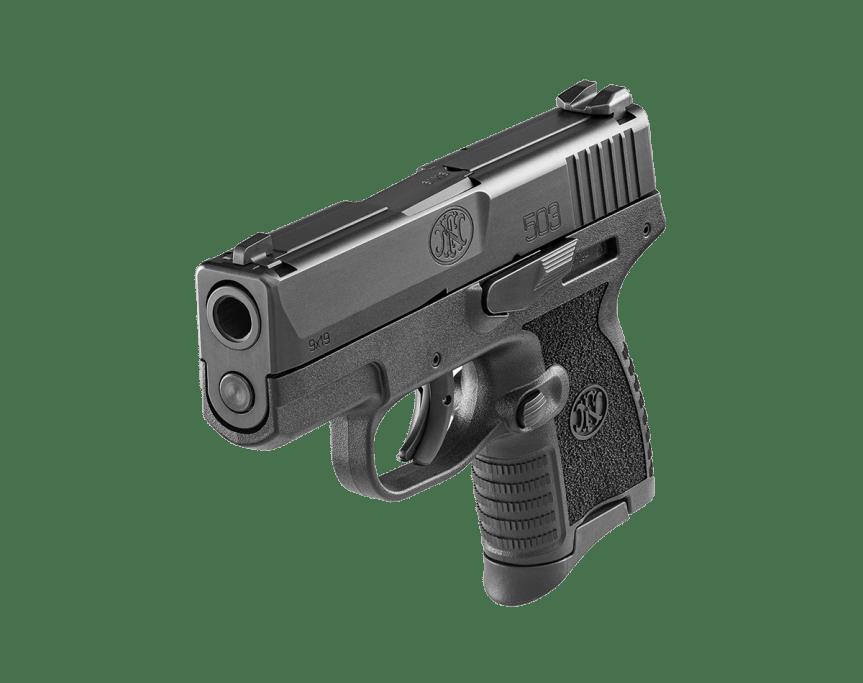 fn america fn 503 slim 9mm conceal carry pistol 3