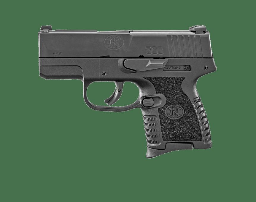 fn america fn 503 slim 9mm conceal carry pistol 4