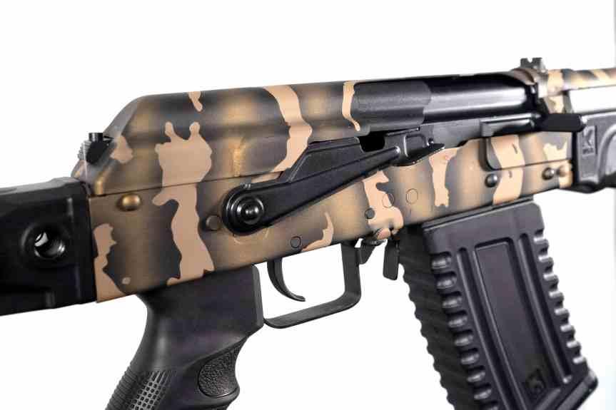 kalashnikov usa russian tiger komrad 12 non sms non nfa shotgun 12 gauge 2