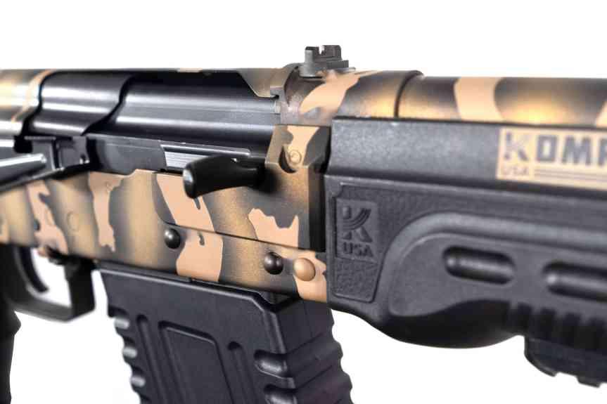 kalashnikov usa russian tiger komrad 12 non sms non nfa shotgun 12 gauge 4